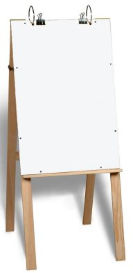 Teachers Aid Chart Easel